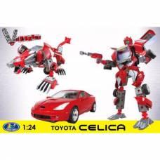 Робот-трансформер Galaxy Defender 3 в 1 (Toyota Celica) Happy Well