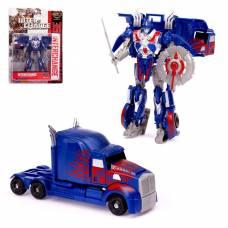 Робот-трансформер «Автобот» с оружием, МИКС EDISON