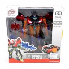 Робот-трансформер Robot Deformation - Машина, 1:24 Ziyu Toys