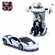 Робот-трансформер радиоуправляемый