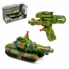 Трансформер - пистолет