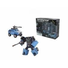 Робот-трансформер Deformation of the Armor - Железная стена Junfa Toys