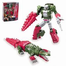 Робот-трансформер «Крокобот» Wei Jiang