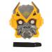 Игровой набор Super Enhanced - Робот-автобот с оружием и маской (свет, звук)