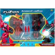 Боевой набор Fuzion Max Skyden и Rydenbolt Toy Plus