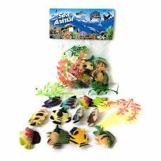 Набор Sea Animal, 12 шт. Shantou