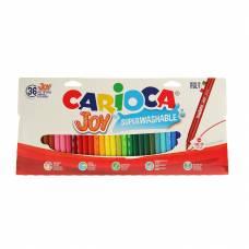 Фломастеры Joy, 36 шт. Carioca