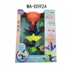 Игрушка для ванной: мельница, 25х11,5х33,5 см Junfa Toys