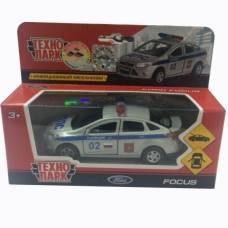 Инерционная машина Ford Focus -