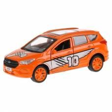 Металлическая машина Ford Kuga - Спорт, 12 см  Технопарк