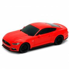 Машина Ford Mustang GT, красная, 1:24 Welly