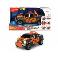 Машина Party Rock Anthem - Форд F-150 (свет, звук, вибрация), 29 см Dickie