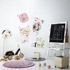 Интерьерная наклейка‒фоторамка «Моя маленькая принцесса», 68 × 90 см Арт Узор