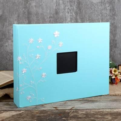 Альбом  American Crafts «Powder» 30.5х30.5 см - D-кольца American Crafts