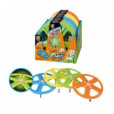 Летающая тарелка Flying Disc (свет), 20 см YG Sport