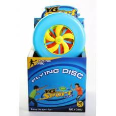 Набор летающих дисков, 23 см YG Sport