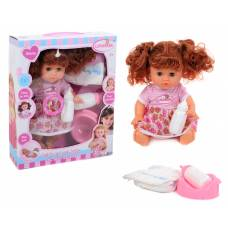 Интерактивная кукла Aluna с аксессуарами (звук) Shantou