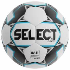Мяч футбольный SELECT Delta, размер 5, TPU, ручная сшивка, 32 панели, 815017-009 Selecta