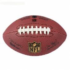Сувенирный мяч для регби NFL Mini, размер 0 Wilson