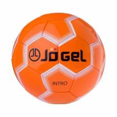 Футбольный мяч Intro № 5, оранжевый JOGEL