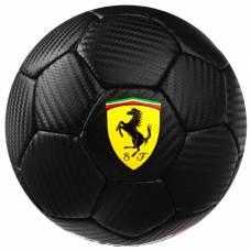 Мяч футбольный FERRARI, размер 2, PU, цвет чёрный Ferrari