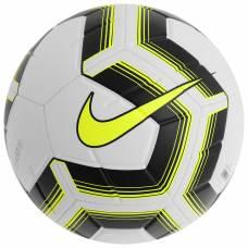 Мяч футбольный NIKE Strike Team, размер 4, TPU, IMS, машинная сшивка, 12 панелей, SC3535-102 NIKE