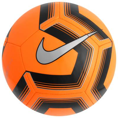 Мяч футбольный NIKE Pitch Training, размер 5, TPU, машинная сшивка, 12 панелей, SC3893-803 NIKE