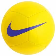 Мяч футбольный NIKE Pitch Team, размер 5, TPU, машинная сшивка, 12 панелей, SC3166-701 NIKE