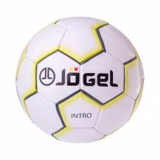 Футбольный мяч Intro, белый JOGEL