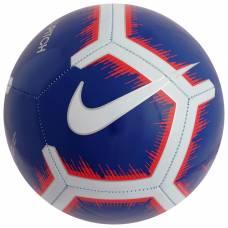 Мяч футбольный NIKE Pitch PL, размер 5, TPU, машинная сшивка, 12 панелей, SC3597-455 NIKE