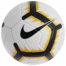 Мяч футбольный NIKE Strike, размер 4, TPU, машинная сшивка, 12 панелей, SC3310-102 NIKE
