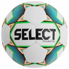 Мяч футбольный SELECT Talento, размер 3, PU, ручная сшивка, 32 панели, 4 подслоя, 270-290 г, 811008-104 Selecta