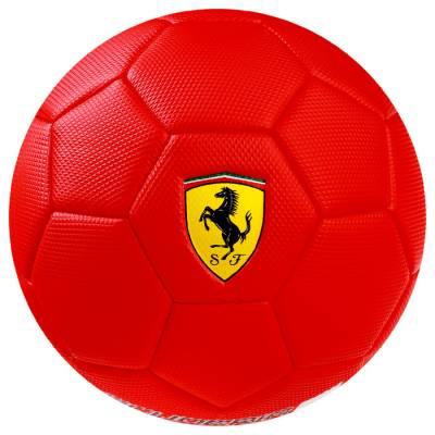 Мяч футбольный FERRARI, размер 3, PVC, цвет красный Ferrari
