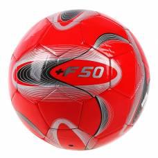 Мяч футбольный +F50, 32 панели, PVC, 4 подслоя, ручная сшивка, размер 5  MINSA