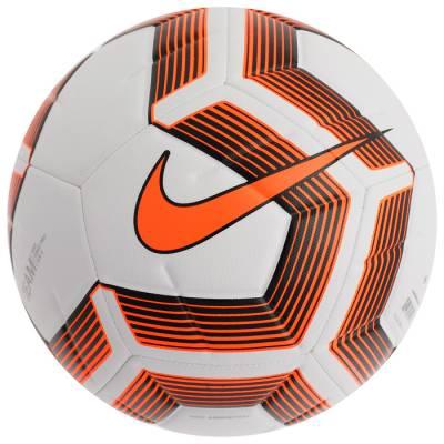Мяч футбольный NIKE Strike Pro TM, размер 4, TPU, машинная сшивка, 12 панелей, SC3936-101 NIKE