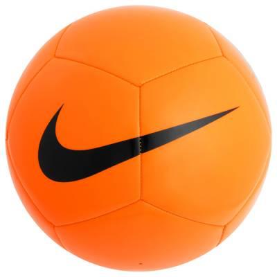 Мяч футбольный NIKE Pitch Team, размер 5, TPU, машинная сшивка, 12 панелей, SC3166-803 NIKE