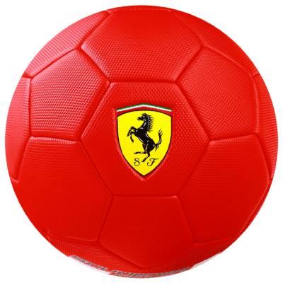 Мяч футбольный FERRARI, размер 5, PVC, цвет красный Ferrari