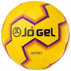 Футбольный мяч Intro, желтый JOGEL