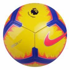 Мяч футбольный NIKE Pitch PL, SC3597-710, размер 5, TPU, машинная сшивка NIKE