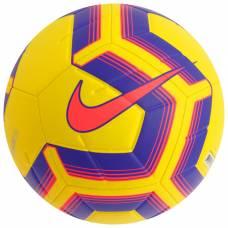 Мяч футбольный NIKE Strike Team, размер 5, TPU, IMS, машинная сшивка, 12 панелей, SC3535-710 NIKE