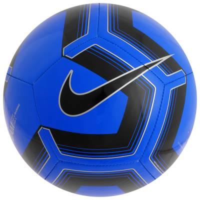 Мяч футбольный NIKE Pitch Training, размер 5, TPU, машинная сшивка, 12 панелей, SC3893-410 NIKE