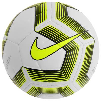 Мяч футбольный NIKE Strike Pro TM, размер 4, TPU, машинная сшивка, 12 панелей, SC3936-100 NIKE
