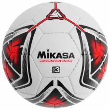 Мяч футбольный MIKASA REGATEADOR5-R, размер 3, PVC, ручная сшивка, 32 панели, 3 подслоя Mikasa