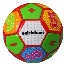 Мяч футбольный, детский размер 2, 175 гр, 32 панели, PVC, машин. сшивка, цвета Sima-Land