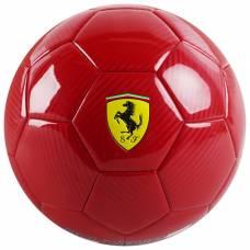 Мяч футбольный FERRARI, размер 5, CARBON, PU, EVA, пряжа, резина, 450 г Ferrari