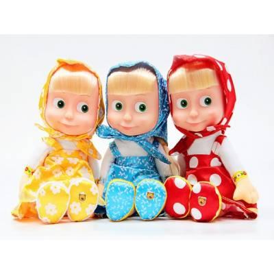 Мягкая кукла
