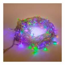 Гирлянда 180 LED (цветное свечение), 13.3 метра Новогодняя сказка
