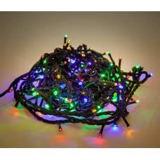Гирлянда, цветное свечение, 140 лампочек, 8 м Новогодняя сказка