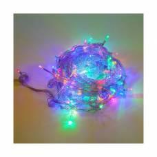 Гирлянда, цветное свечение, 100 лампочек, 8 м  Новогодняя сказка