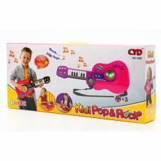 Музыкальная гитара Kidi Pop & Rock